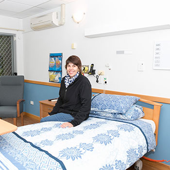 Hospital bed, Meningie Hospital, funded 2015