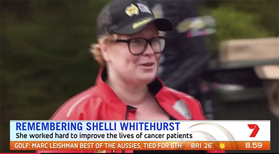 We remember Shelli Whitehurst